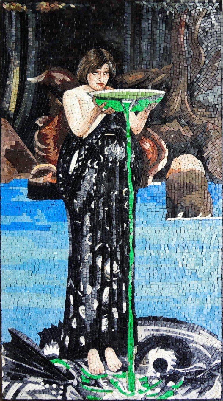 Mosaic Artwork Reproductions by Mosaics Lab.