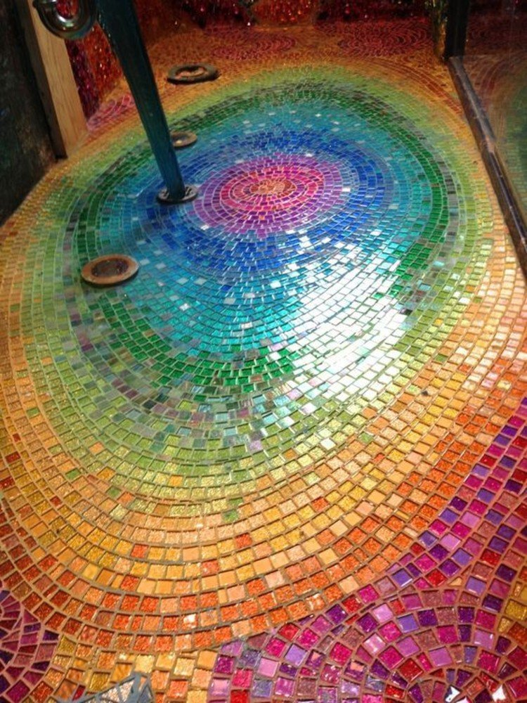 Tile Flooring and Mosaic Tiles