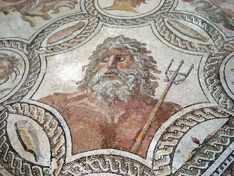 Roman Mosaic Murals Inspiration