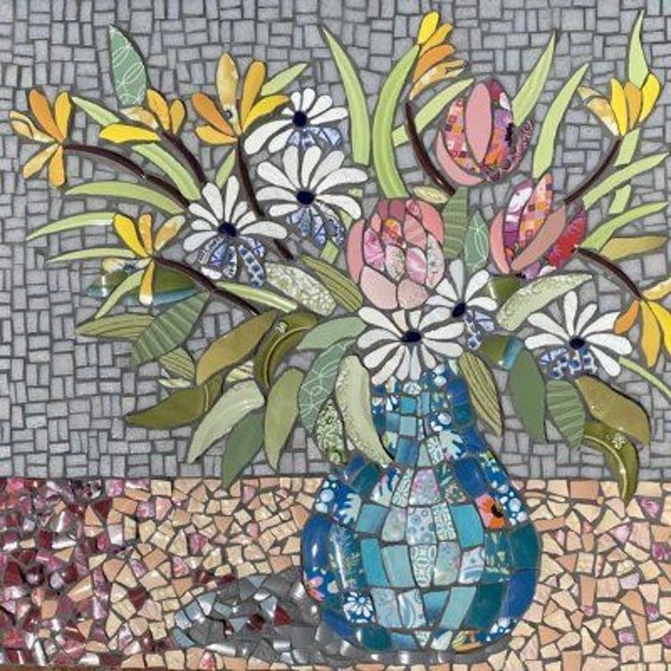 Ceramic Mosaic Mural Tiles