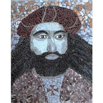 Vasco da Gama Mosaic Artwork