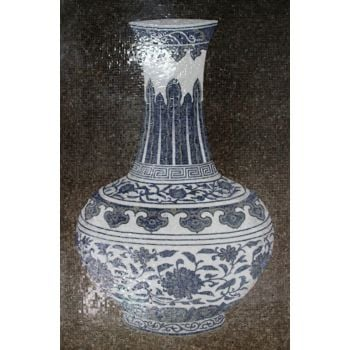 Magic Amphora Mosaic Design