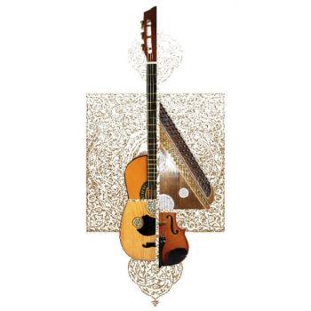 Oriental Music Instrument