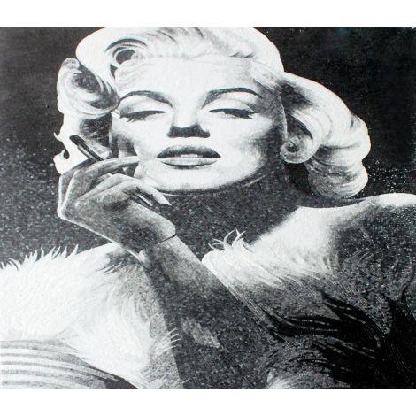 Marilyn Tile Mosaic Artwork