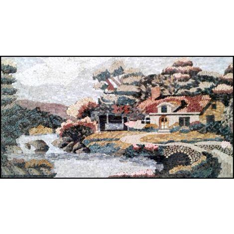 Home Sweet Home Mosaic Artwork