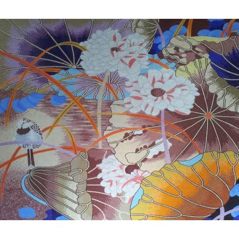 Hummingbird Mosaic Art