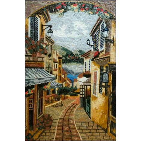 Sott'er Celo de Roma Mosaic Artwork