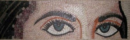 Mirror Of a Soul Mosaic Art
