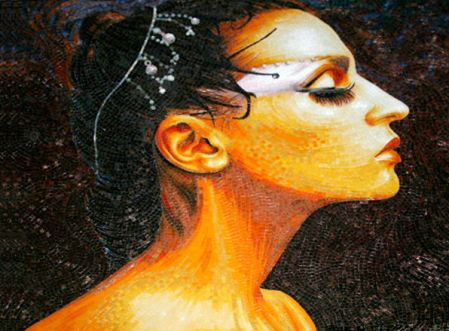 Odile Mosaic Art