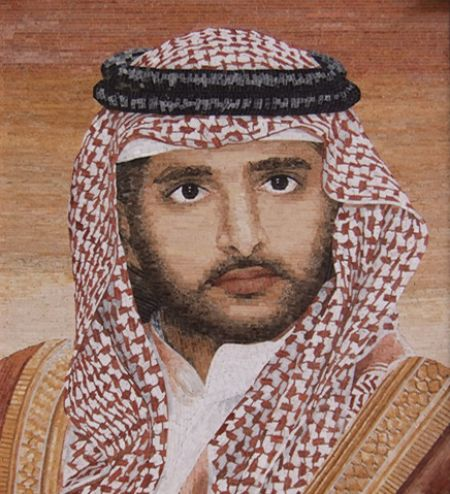 The Crown Prince of Dubai