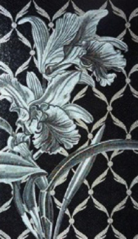 Classy Queen Mosaic Design