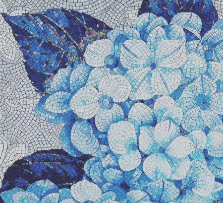 Irresistible Vigor Contemporary Mosaic Design