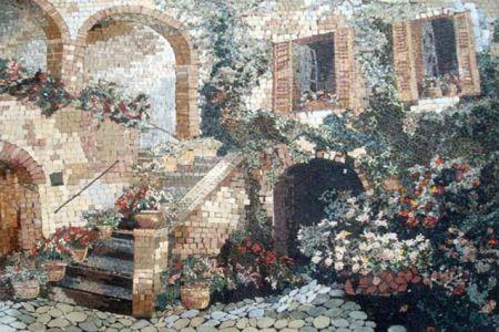La Casa Mosaic Marble