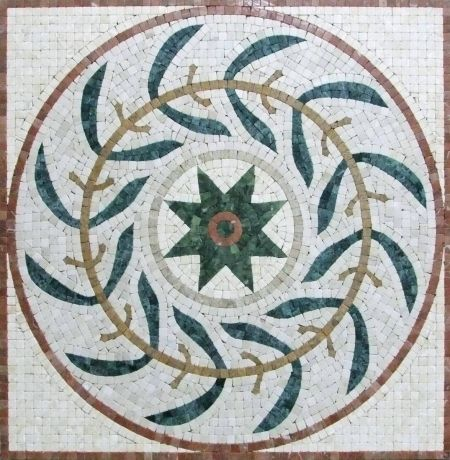 Admiration Mosaic Pattern