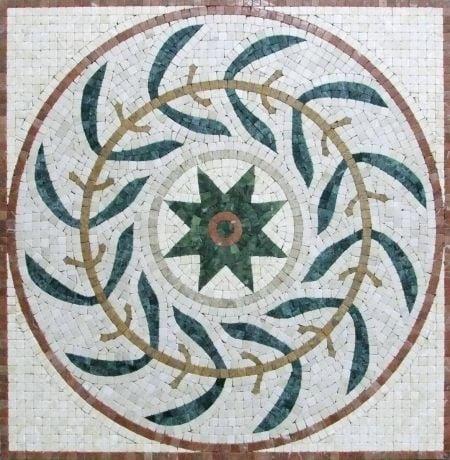 Admiration Mosaic Pattern