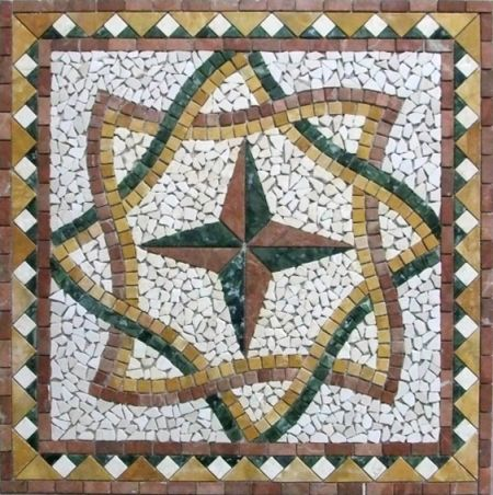 Power of Simplicity Mosaic Art