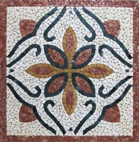 Kaleidoscope Mosaic Design