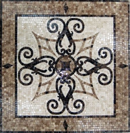 Following Suit Mosaics Design