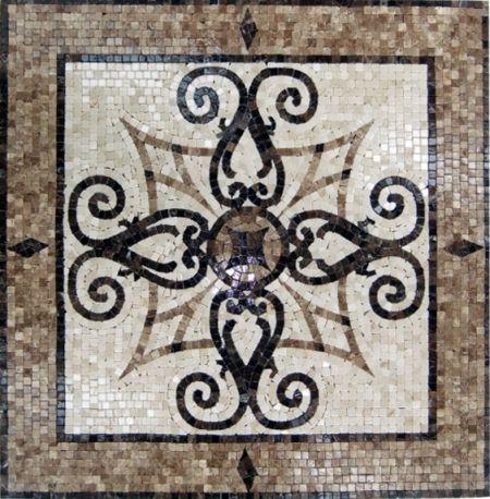 Following Suit Mosaics Design