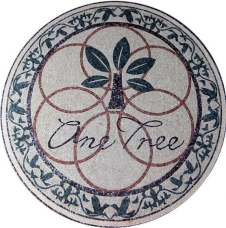 One Tree Tile Mosaic