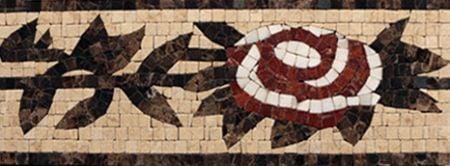 Agape Mosaic Border Artwork
