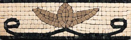 Apolo Marble Tile Mosaic Border