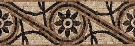 Chloris Marble Tile Mosaic Border
