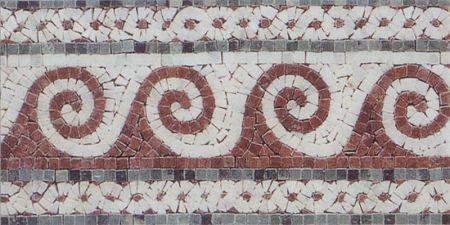 Dimitra Marble Tile Mosaic Border