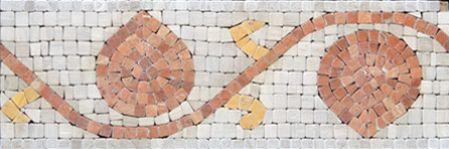 Dion Marble Tile Mosaic Border