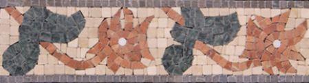 Dora Marble Tile Mosaic Border