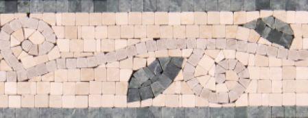 Dorthea Marble Tile Mosaic Border