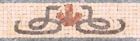 Electra Mosaic Tile Border