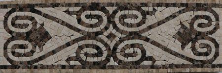 Eugen Mosaic Tile Border