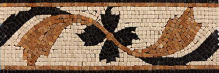 Evania Mosaic Tile Border
