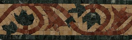 Evanthe Mosaic Tile Border