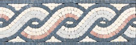Felix Mosaic Tile Border