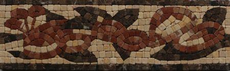 Hemeros Mosaic Border Design