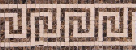 Hermione Mosaic Border Design