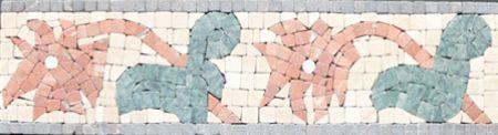 Ioanna Mosaic Border Artwork