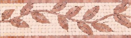 Kalyca Mosaic Border Artwork