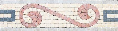 Kynthia Mosaic Border Design