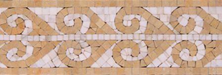 Kyros Mosaic Border Artwork
