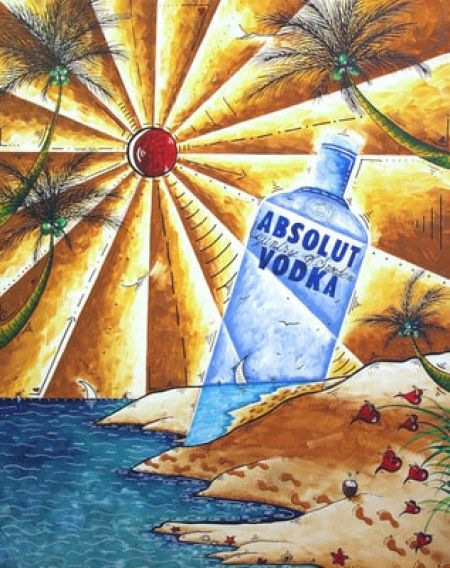 ABSOLUT Paradise