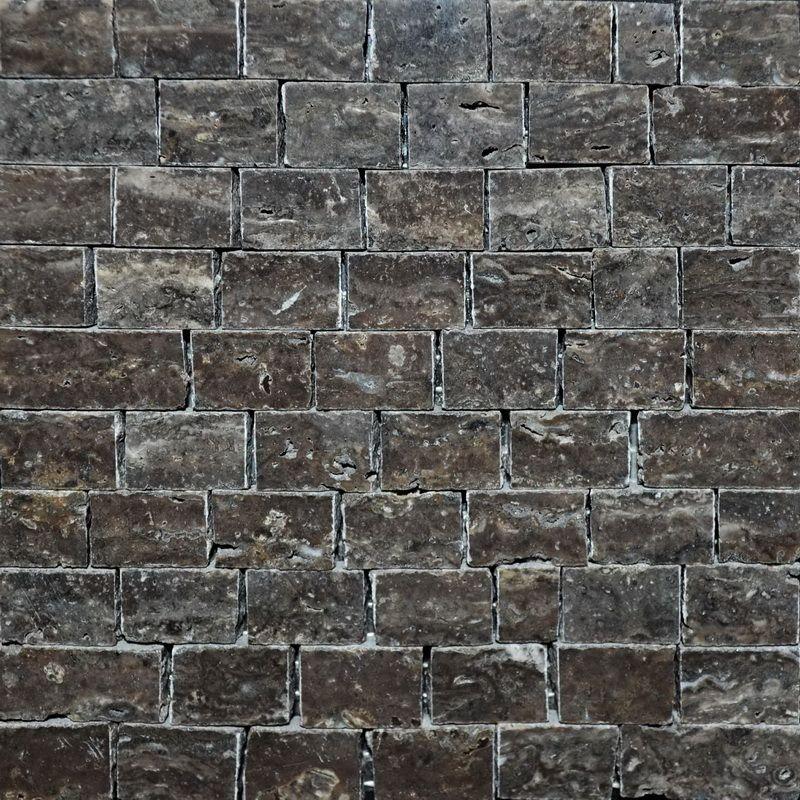 Silver Marble Mosaics Sheet by Mosaics Lab