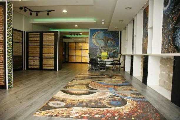 Mosaics Lab, customized mosaic designs and handmade mosaic artwork