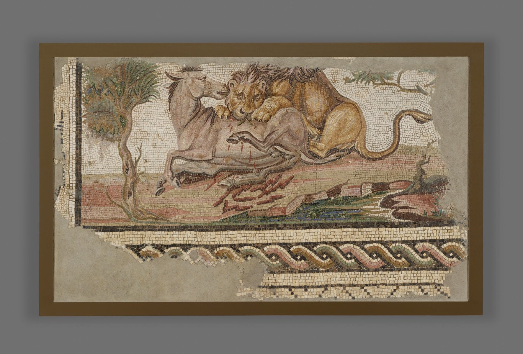 Roman mosaics provided by Getty Museum and Getty Villa | Shop for mosaics from Mosaics Lab on mosaicslab.com