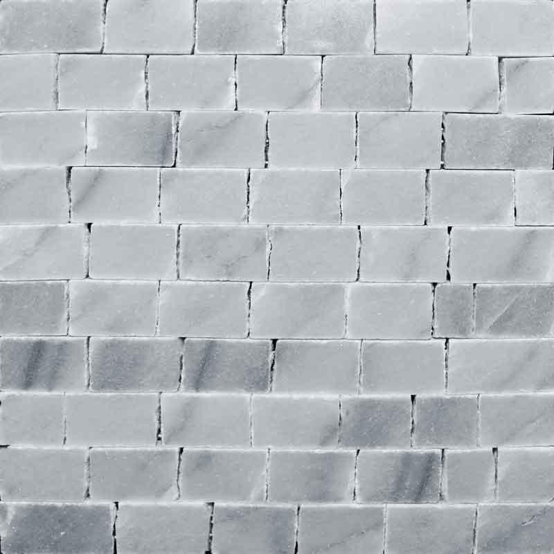 Cristalino Marble Mosaics Sheet by Mosaics Lab