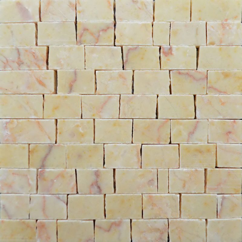 Valencia Marble Mosaics Sheet by Mosaics Lab
